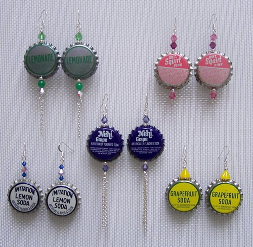 13 Creative Bottle Cap Upcycles | RecycleNation