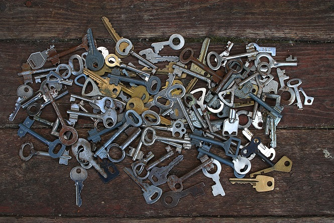 How to recycle keys recyclenation for What can you do with old keys