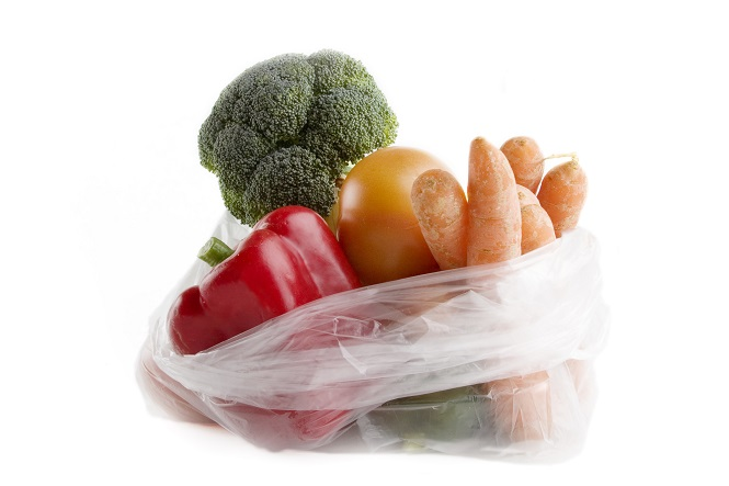 What Are Produce Bags Made Of