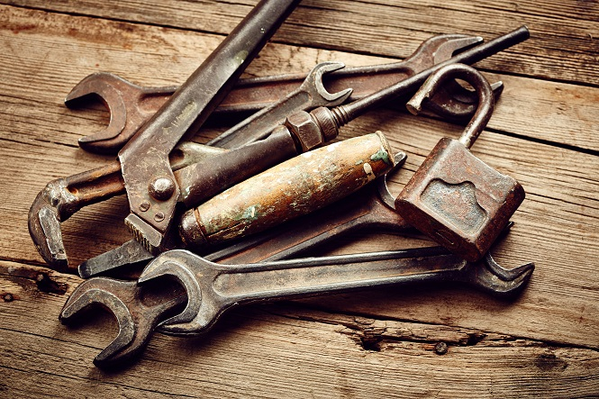 5 Creative Upcycles For Tools