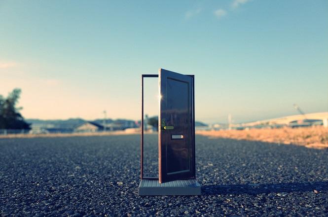 door.jpg & Find Art Doors\u0027: A Symbol of Victory Over Life on the Streets ...