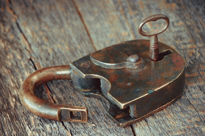 6 Things You Can Do wi... Antique Lock