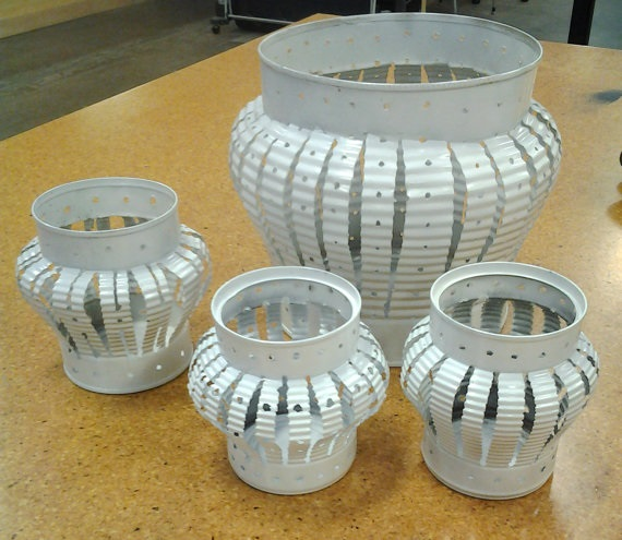 15 Ways to Use Tin Cans in Recycled Art