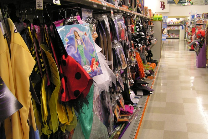 How Store-Bought Halloween Costumes Could Be Hurting the ...
