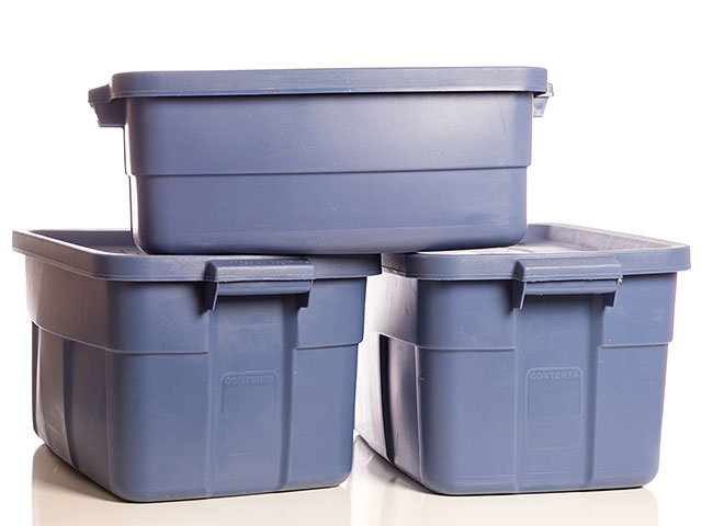 Ordinaire How To Recycle Plastic Storage Bins