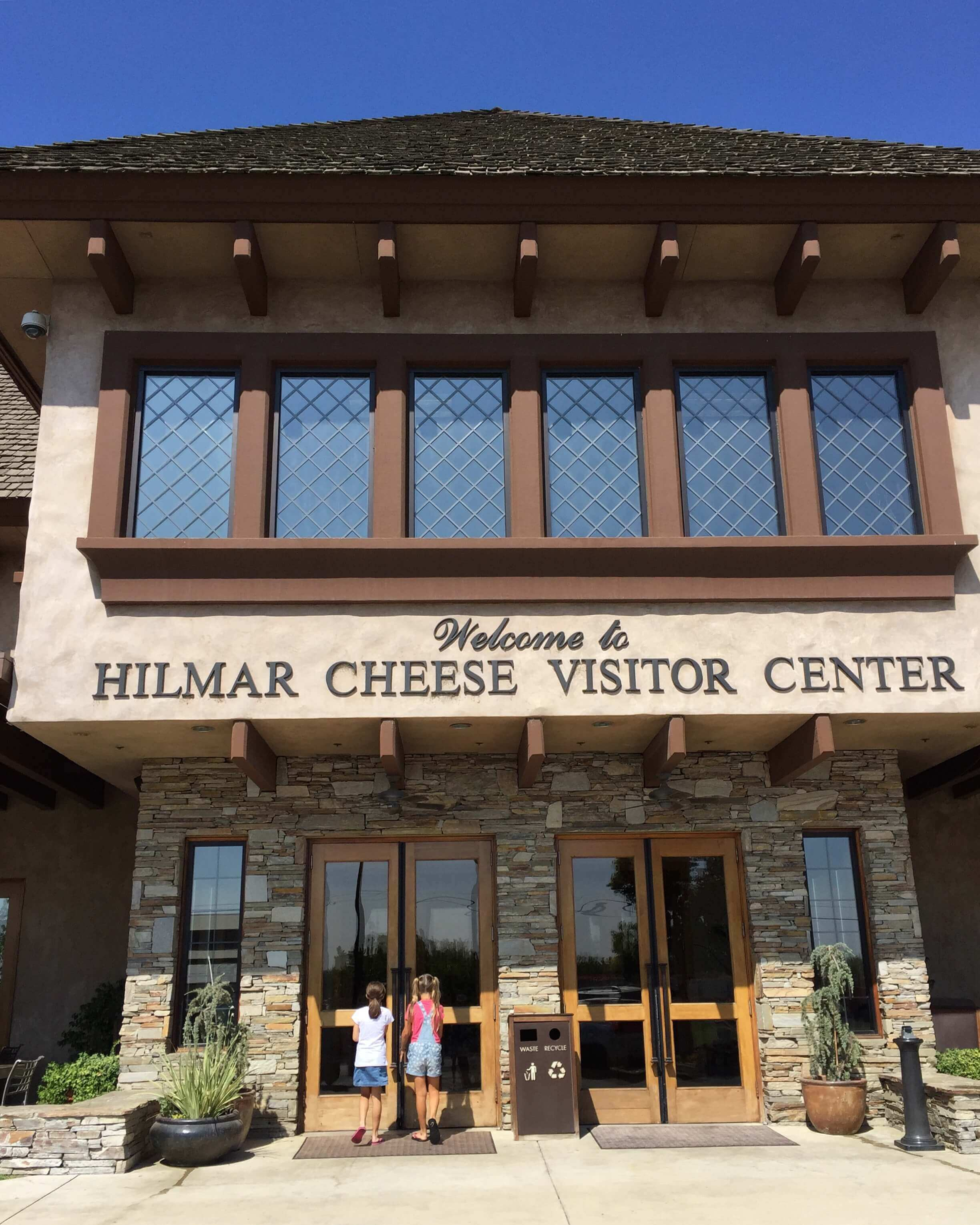 Hilmar Cheese Company, In 1996, Became The Largest Single Site Cheese  Processor In The World.