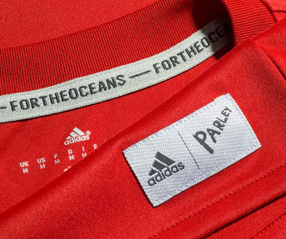 787c3aa71 Adidas, the sportswear giant, has been working on a collaboration with  Parley for the Oceans, an environmental group with emphasis on ocean  issues, ...