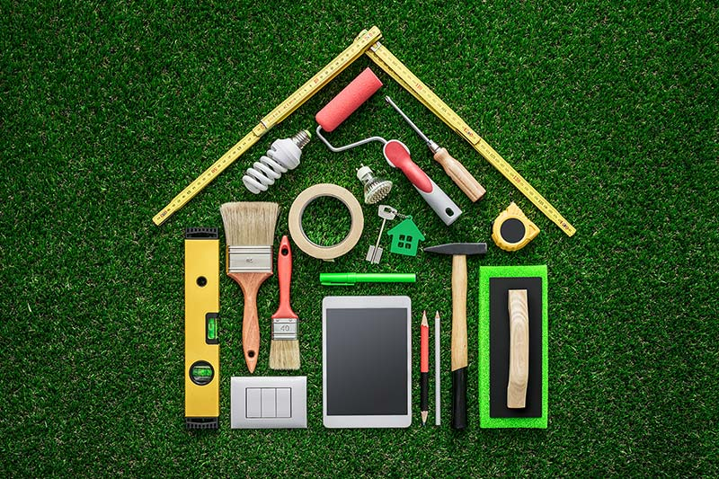 green home remodeling tips | recyclenation